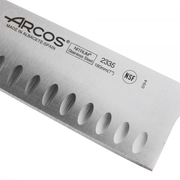 Нож Сантоку ARCOS Riviera 18 см 2335