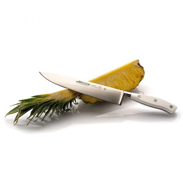Нож поварской ARCOS Riviera Blanca 20 см 233624W