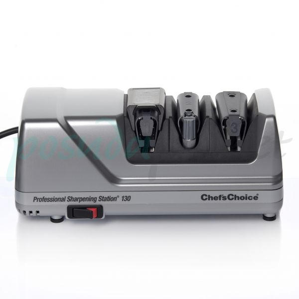 Электрическая точилка для ножей (ножеточка) Chef's Choice CC130PC (CH/130PL)