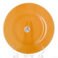 Тарелка из упрочненного стекла ОРАНЖ ВИЛЛАЖ, диаметр 260 мм