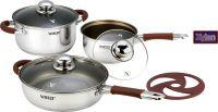 Набор посуды из 7 предметов Vitesse VS-2030