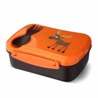 Ланч-бокс детский с охлаждающим элементом N'ice Box™ Moose оранжевый 106107 Carl Oscar
