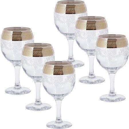 Набор бокалов для вина Mayer&Boch «Гармония» 6 шт 411-02
