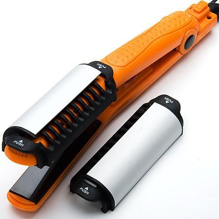 Щипцы для выравнивания волос 30Вт Zimber, 10906