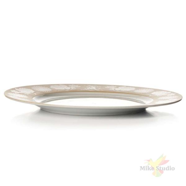 Тарелка обеденная HERITAGE 27 см