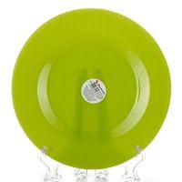 Тарелка из упрочненного стекла ГРИН ВИЛЛАЖ, диаметр 200 мм