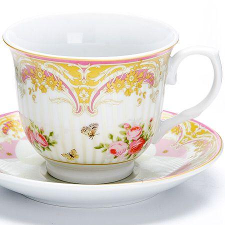 Чайный сервиз 220 мл в подарочной упаковке Lorain, 26428