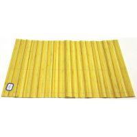 Подставка под горячее HANS & GRETCHEN из бамбука цвет желтый 28AG-4031