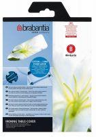 Чехол для гладильной доски Brabantia 124x38 см 100%-й хлопк с подкладкой из поролона 191404
