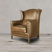 Кресло ROOMERS 103x81x91 см 976/brown B#65