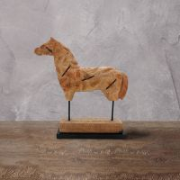 Декор ROOMERS «Лошадь» 48x47x10 см FA-2084
