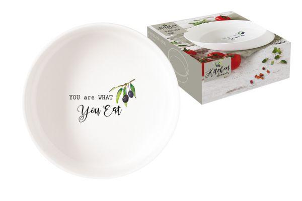 Чаша-салатник Kitchen Elements в подарочной упаковке, EL-R1908_KITE