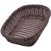 Корзина плетёная пластик 26,5х19см Mayer&Boch, 28251