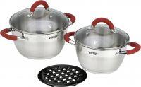 Набор посуды из 5 предметов Vitesse VS-2000