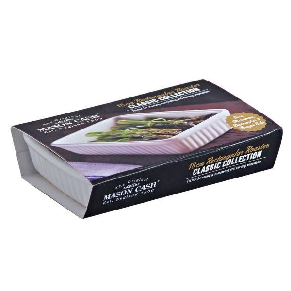 Блюдо для запекания Classic прямоугольное 18 см 2001.543