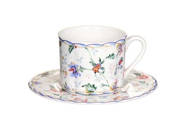 Чашка с блюдцем Букингем, IM15018E-A218AL