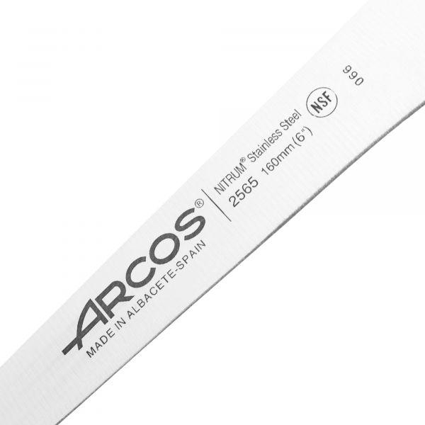Нож кухонный обвалочный ARCOS Clasica 16 см гибкий 2565