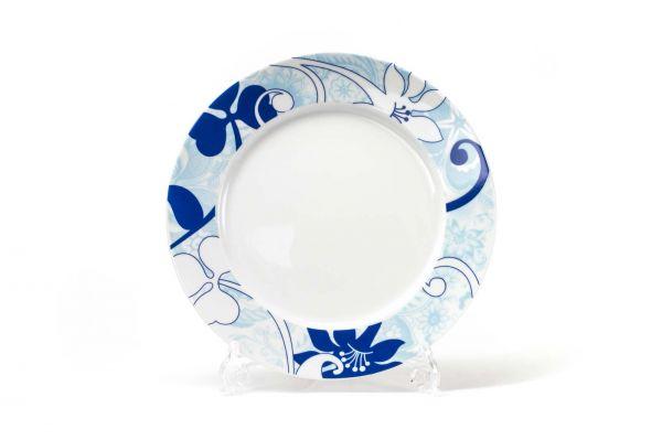 Набор тарелок La Rose des Sables BLEU SKY 6 шт 27 см 539116 2230