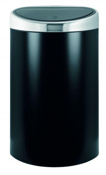 Мусорный бак Brabantia TOUCH BIN 40 л 5,7 кг 378768