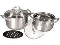 Набор посуды Vitesse Catherine 5 предметов VS-2059
