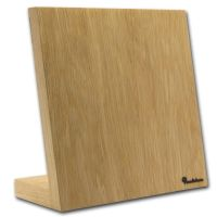 Подставка для ножей Woodinhome магнитная цвет светлое дерево KS002LSON