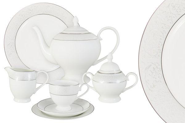 Чайный сервиз Мелисента 40 предметов на 12 персон, AL-14-310_40-E5