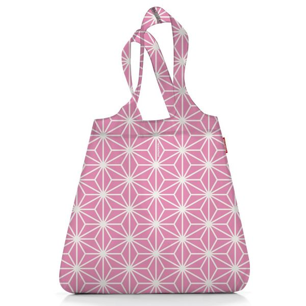 Сумка складная mini maxi shopper winter pink AT0022p