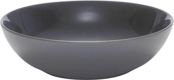 Тарелка для супа 18 см, цвет: угольный Shade, SALT&PEPPER BAM43547