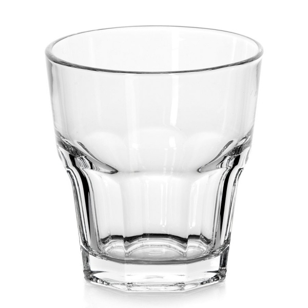 Набор стаканов Pasabahce КАСАБЛАНКА 6 шт 265 мл из закаленного стекла 52705BT