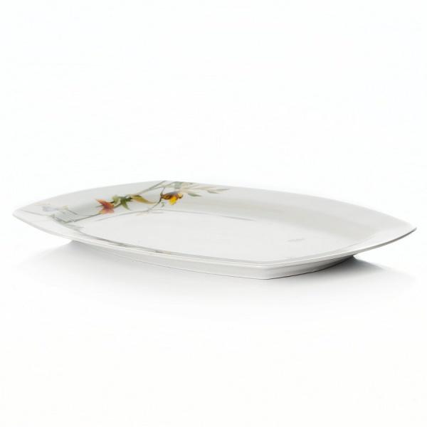 Тарелка прямоугольная PAPILLON 31 см