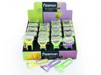 Набор из 3 ножей для чистки овощей Y-форма FISSMAN 8485