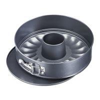 Форма для выпечки круглая, разъемная, диаметр 28 см, с 2-мя основаниями, алюминий с антипригарным покрытием, серия Baking, Westmark