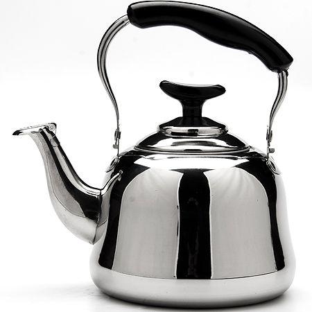 Чайник литой 3 л, со свистком, Mayer&Boch, 23506