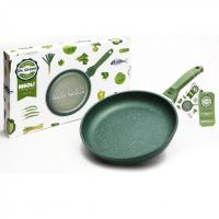Литая сковорода Risoli Dr Green 32 см, 00103DR/32GS