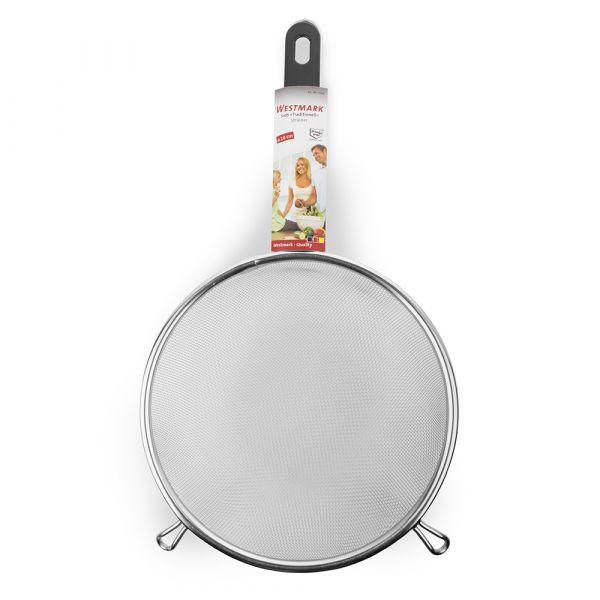 Сито, диаметр 18 cм, металл, пластик, серия Steel, Westmark