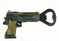 """Открывалка """"Пистолет"""", 2*11*6 см"""