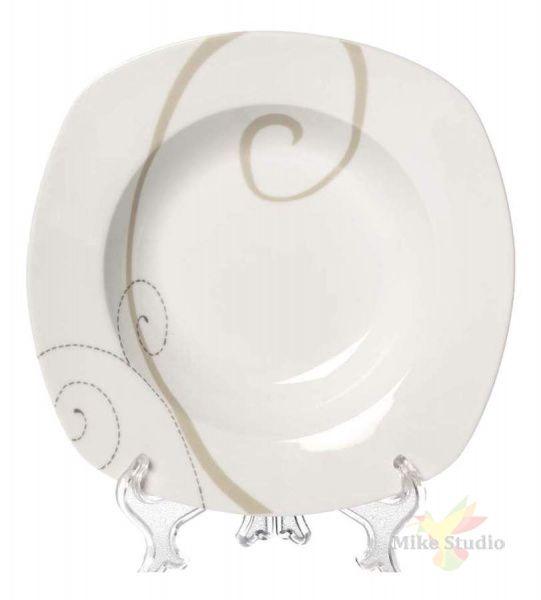 Тарелка суповая CARESS MODERN 23 см