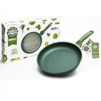 Литая сковорода Risoli Dr Green Induction 24 см, 00103DRIN/24