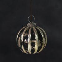 Новогодняя игрушка шар ROOMERS, Ksa/5494