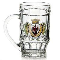 "Набор кружек для пива ""Мюнхен"" 500 мл,  2 шт"