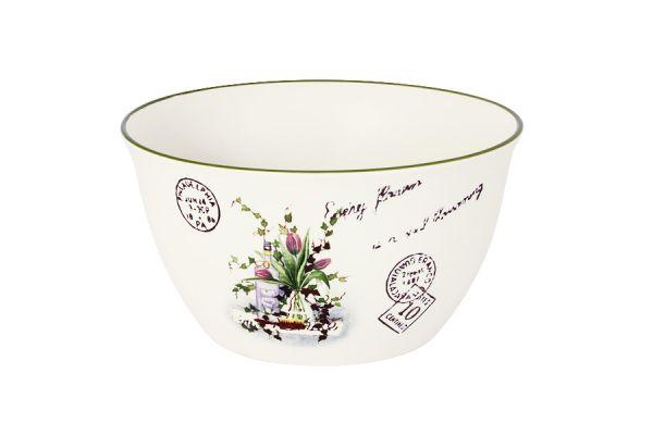 Салатник Anna Lafarg LF Ceramics «Букет» AL-190F6300-B-LF