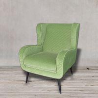 Кресло Мимоза Mimosa/Velvet 25