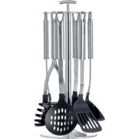 Набор кухонных инструментов с нейлоновым покрытием 7 предметов NADOBA ANEZKA 721118