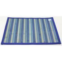 Подставка под горячее HANS & GRETCHEN 30х45 см материал бамбук синего цвета 28AG-4043