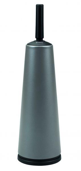 Туалетный ершик Brabantia с держателем 500 г цвет платиновый 477324