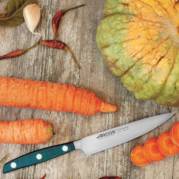 Нож кухонный для нарезки ARCOS Brooklyn 17 см гибкий 191423