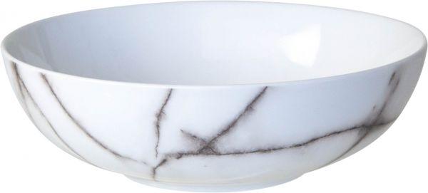 Тарелка для супа 18 см Marble, SALT&PEPPER BAM42015