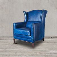 Кресло ROOMERS, 976/blue #B126