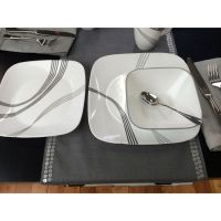 Набор посуды CORELLE Urban Arc 12 предметов 1118164
