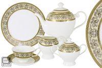 Чайный сервиз Престиж 21 предмет на 6 персон, AL-XR11Q04G-02_21M-E6